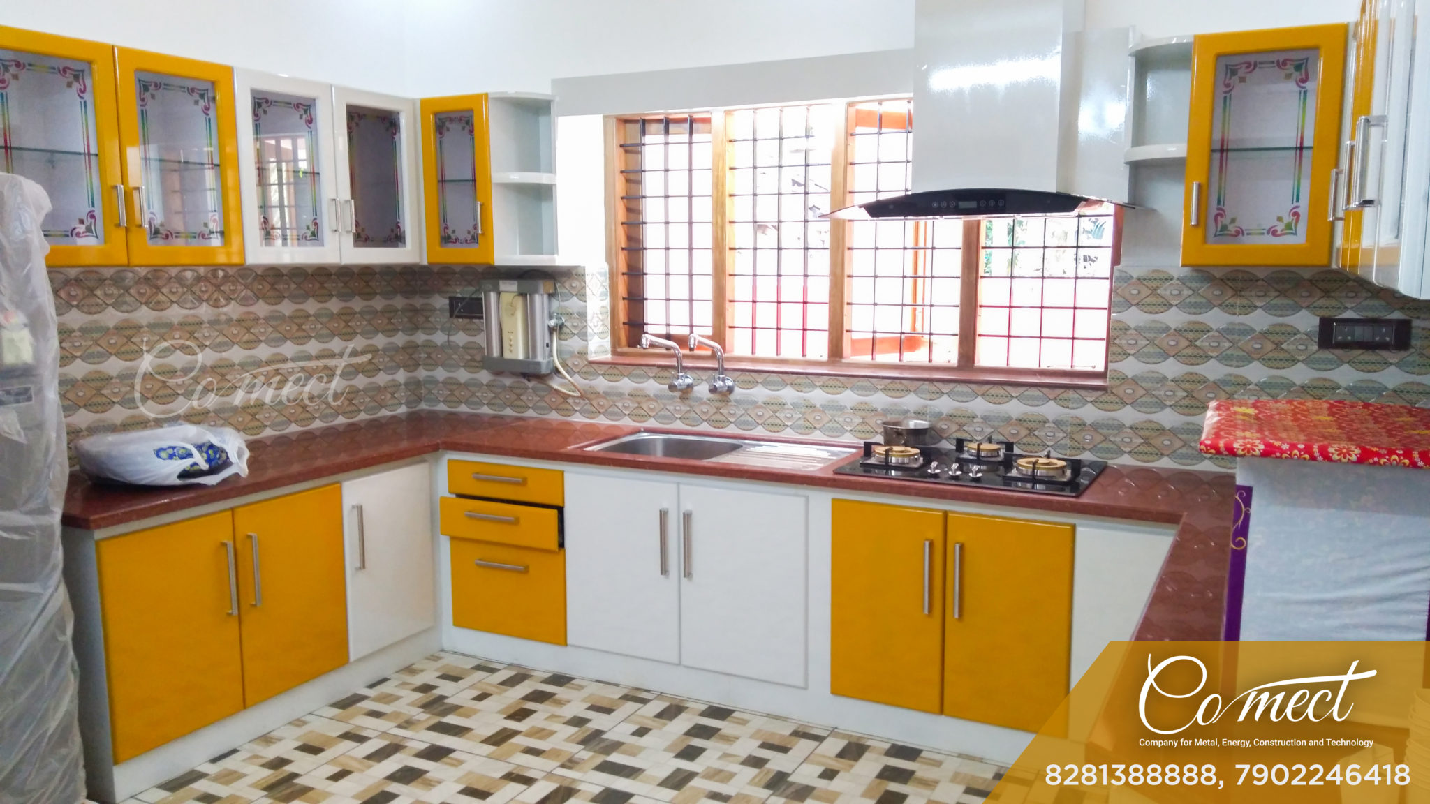 interior designing for kitchen